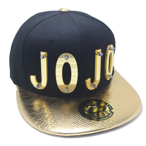 JOJO HAT GOLD LEFT