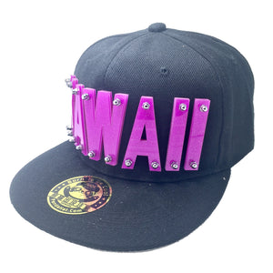 KAWAII HAT IN BLACK