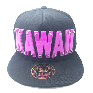 KAWAII HAT PURPLE