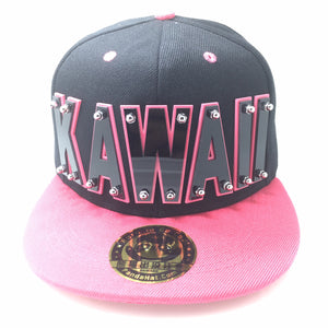 KAWAII HAT PINK