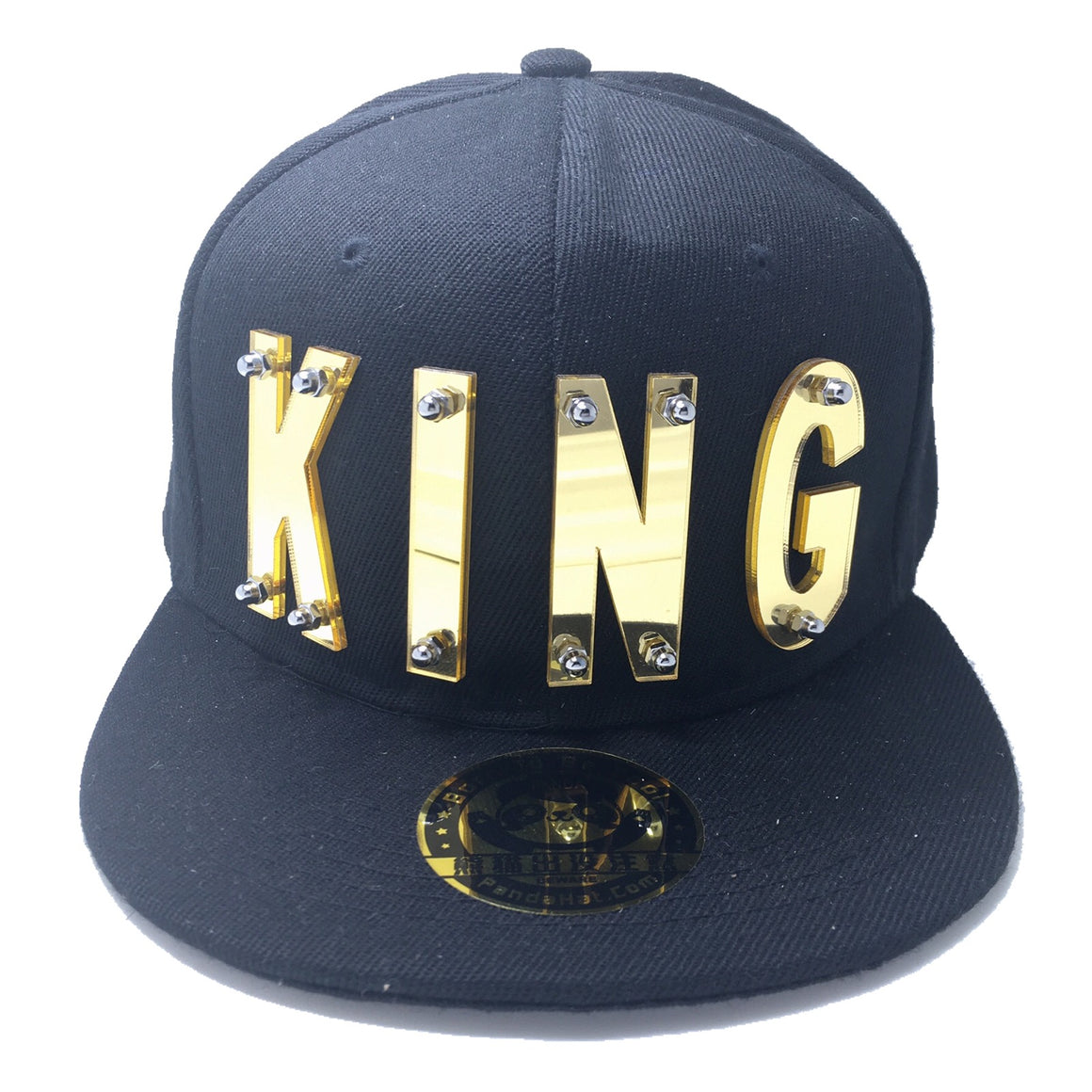 KING HAT BLACK