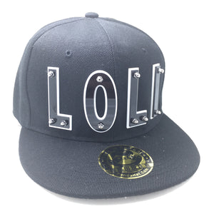 LOLI HAT BLACK
