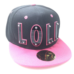 LOLI HAT PINK LEFT