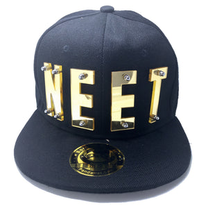NEET HAT GOLD