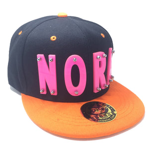 NORA HAT ORANGE