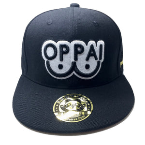 OPPAI 3D PUFF EMBROIDERY HAT