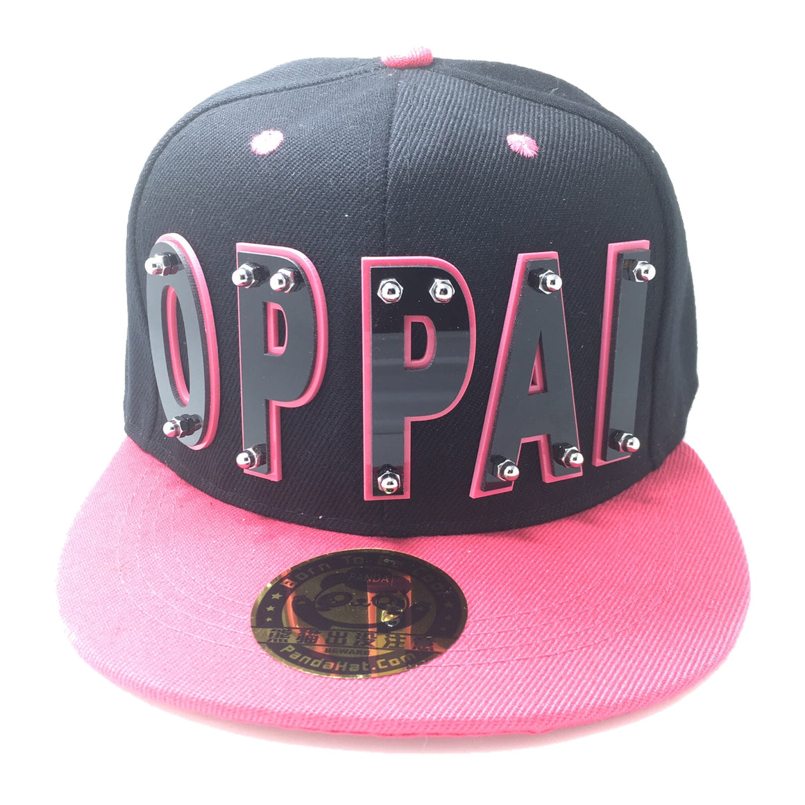 OPPAI HAT PINK