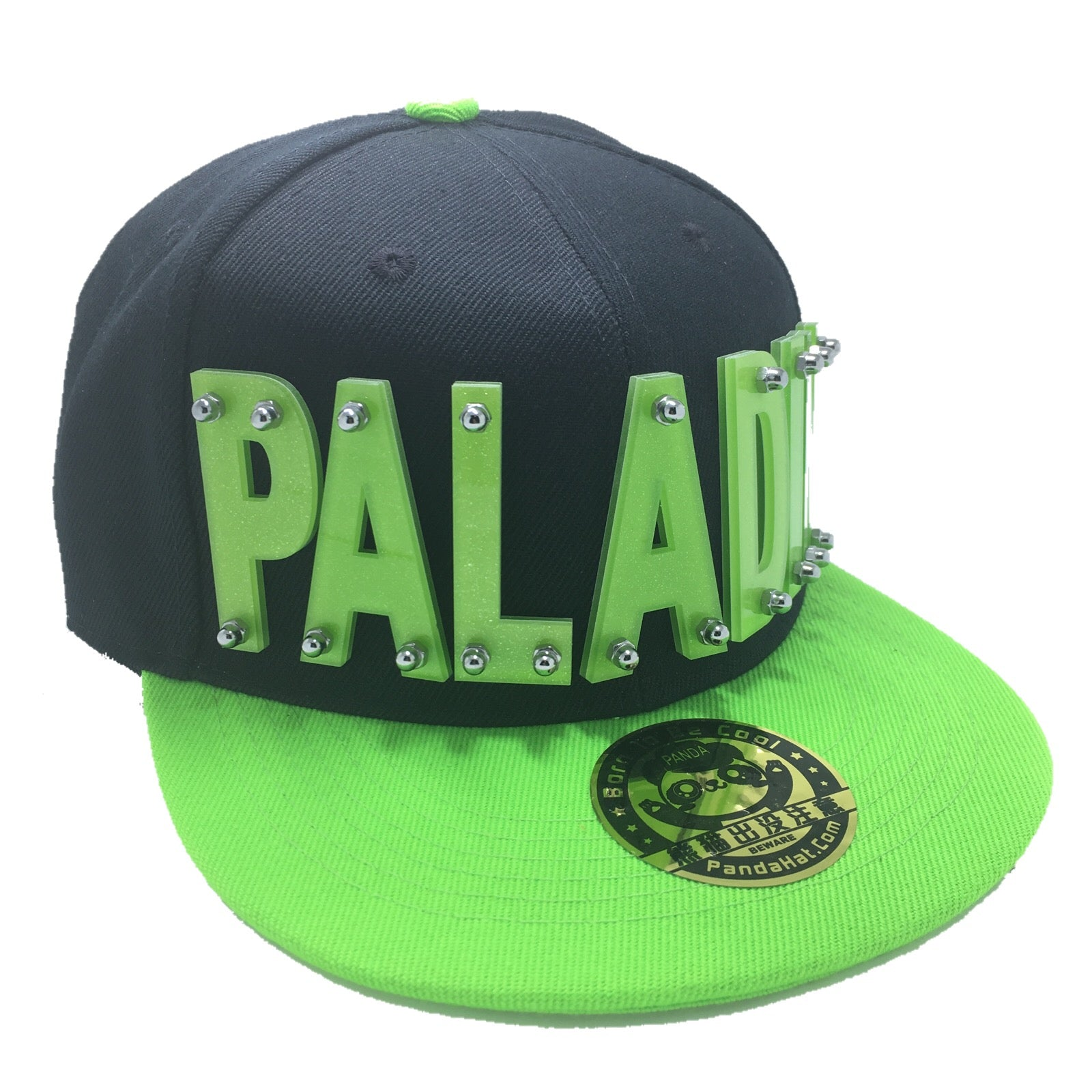 paladin hat green · PALADIN VOLTRON HAT IN BLACK WITH GREEN BRIM ... 85754f72a6b