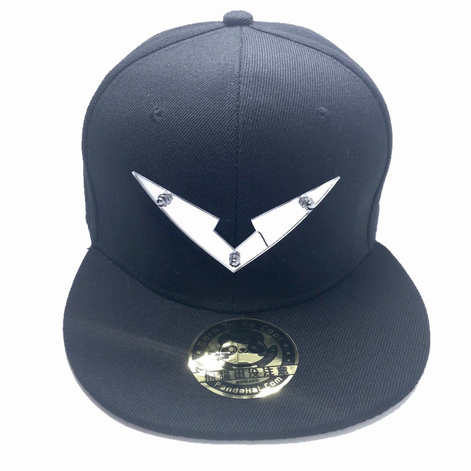 9f1d3fe92 PALADIN VOLTRON LOGO HAT IN BLACK