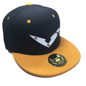 PALADIN VOLTRON LOGO HAT IN BLACK