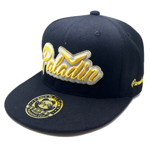 PALADIN VOLTRON CURSIVE 3D PUFF EMBROIDERY HAT
