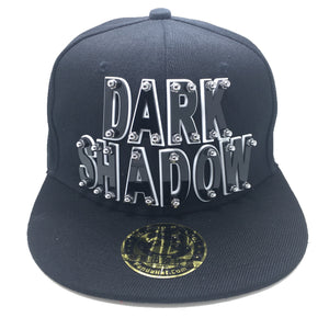 DARK SHADOW HAT IN BLACK