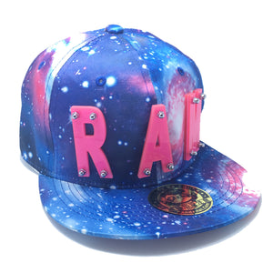 RAM HAT IN GALAXY BLUE