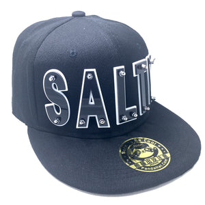 SALTY HAT BLACK RIGHT