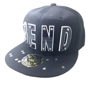 SEND NUDES HAT BLACK RIGHT