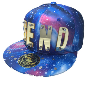 SEND NUDES HAT GALAXY GOLD LEFT