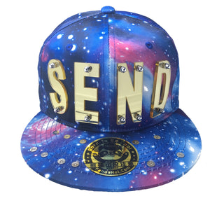 SEND NUDES HAT GALAXY GOLD
