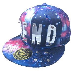 SEND NUDES HAT GALAXY SILVER RIGHT