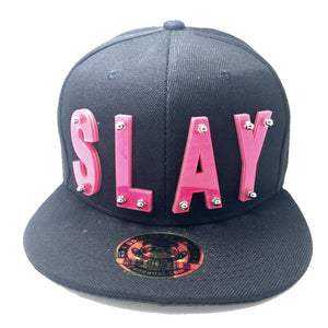 SLAY HAT RED