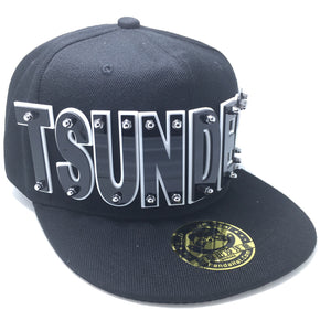 TSUNDERE HAT BLACK LEFT