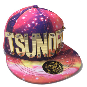 TSUNDERE HAT GALAXY RED LEFT