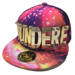 TSUNDERE HAT GALAXY RED RIGHT