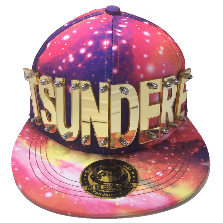 TSUNDERE HAT GALAXY RED