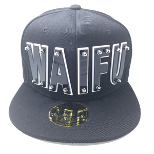 WAIFU HAT BLACK