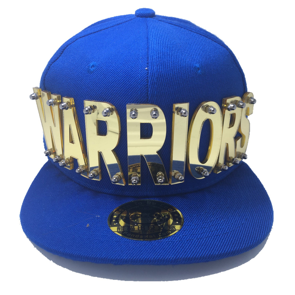 WARRIOR HAT GOLD