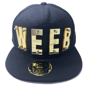 WEEB HAT GOLD