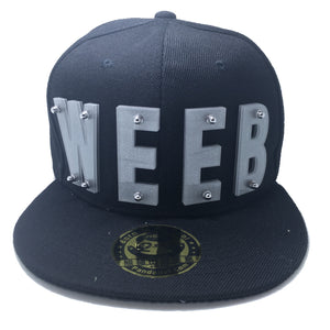 WEEB HAT GREY