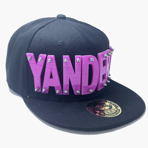 YANDERE HAT IN BLACK