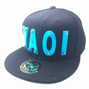 YAOI HAT IN BLACK