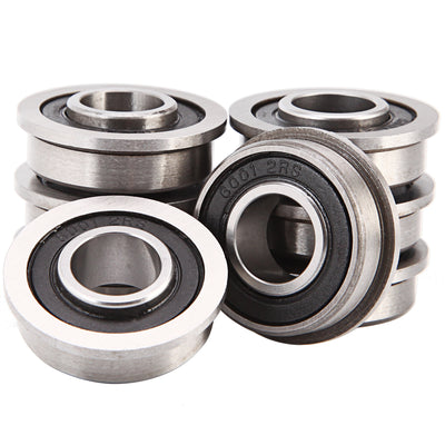 "1/2"" Flanged Precision Ball Bearing - XiKe Bearing"