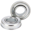 "2 Pack - Garage Door Torsion Spring Stamping steel Bearing 1"" ID x 2"" OD - XiKe Bearing"