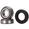 RedTrailer 25mm Wheel Axle bearing and Seal kit, 30205 and TC 30x52x10. Rotation quiet, High speed and Long life. - XiKe Bearing