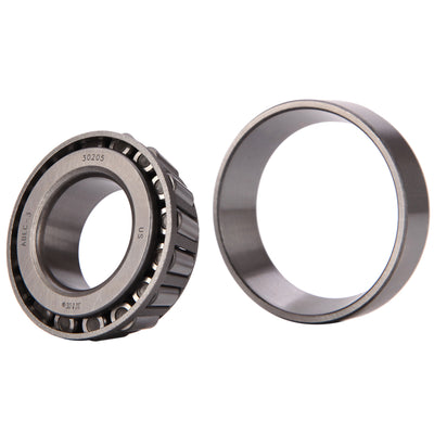30205 and TC 30x52x10. Rotation quiet, High speed and Long life. - XiKe Bearing
