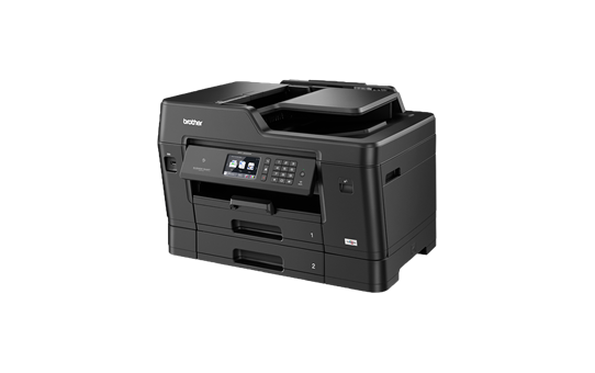 Professional A3 Inkjet Multi-Function Centre with 2-Sided Printing, Dual Paper Trays, and A3 2-Sided Scanner