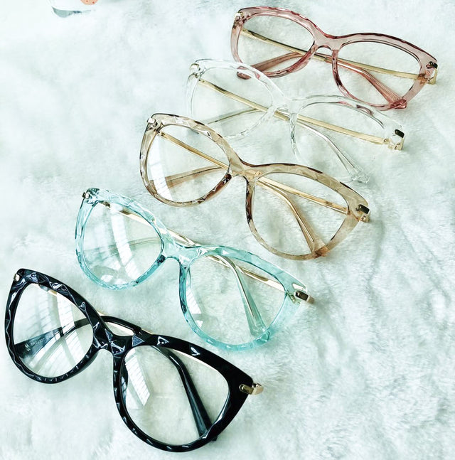 Diamond Bump Glasses
