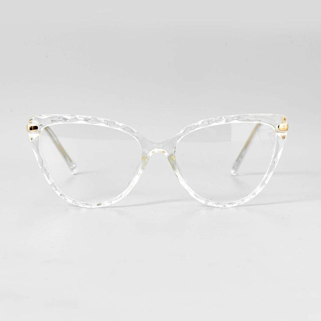 Diamond Grid Glasses