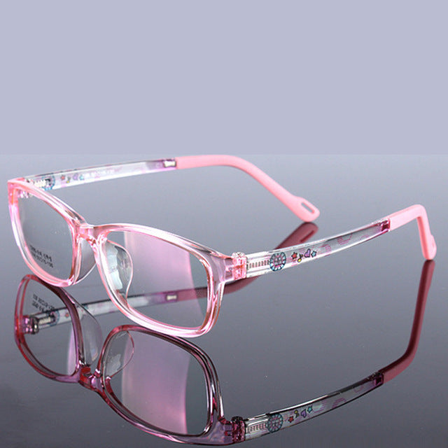 Kids Rectangle Glasses (Unisex)