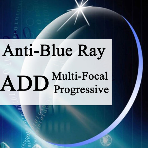 Multifocal (Bifocal) Anti- Blue Ray