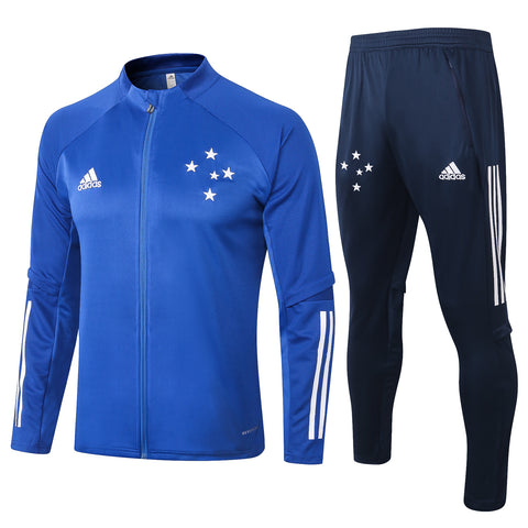 Conjunto Cruzeiro local 2020/2021