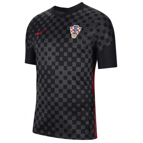 Camiseta Croacia alternativa 2020