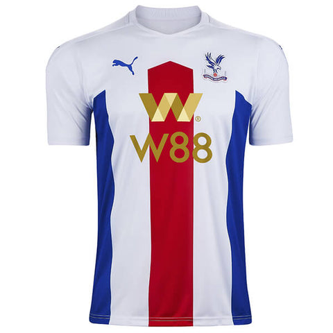 Camiseta Crystal palace alternativa 2020/2021