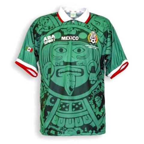 Camiseta Retro Mexico 98