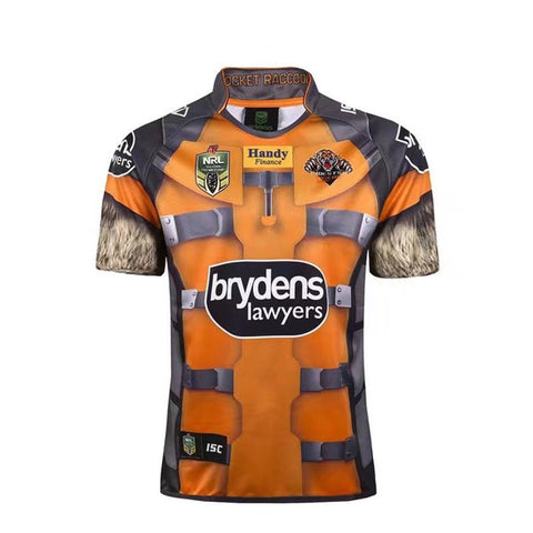 Camiseta Rugby West Tigers