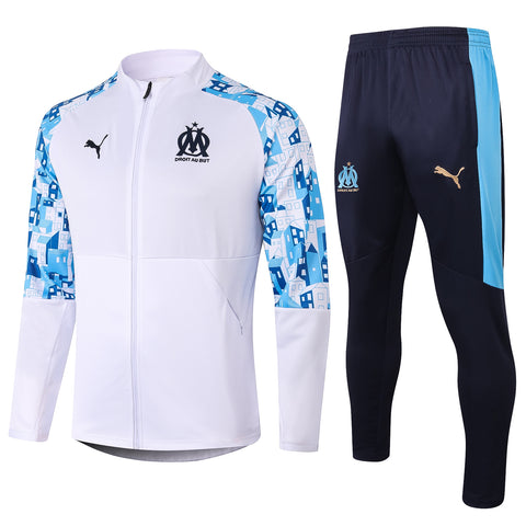 Conjunto Olympique Marseille local 2020/2021