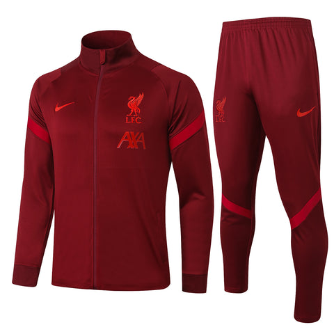 Conjunto Liverpool local 2020/2021