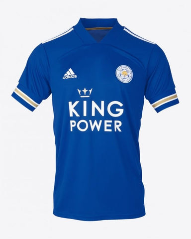 Camiseta Leicester city local 2020/2021